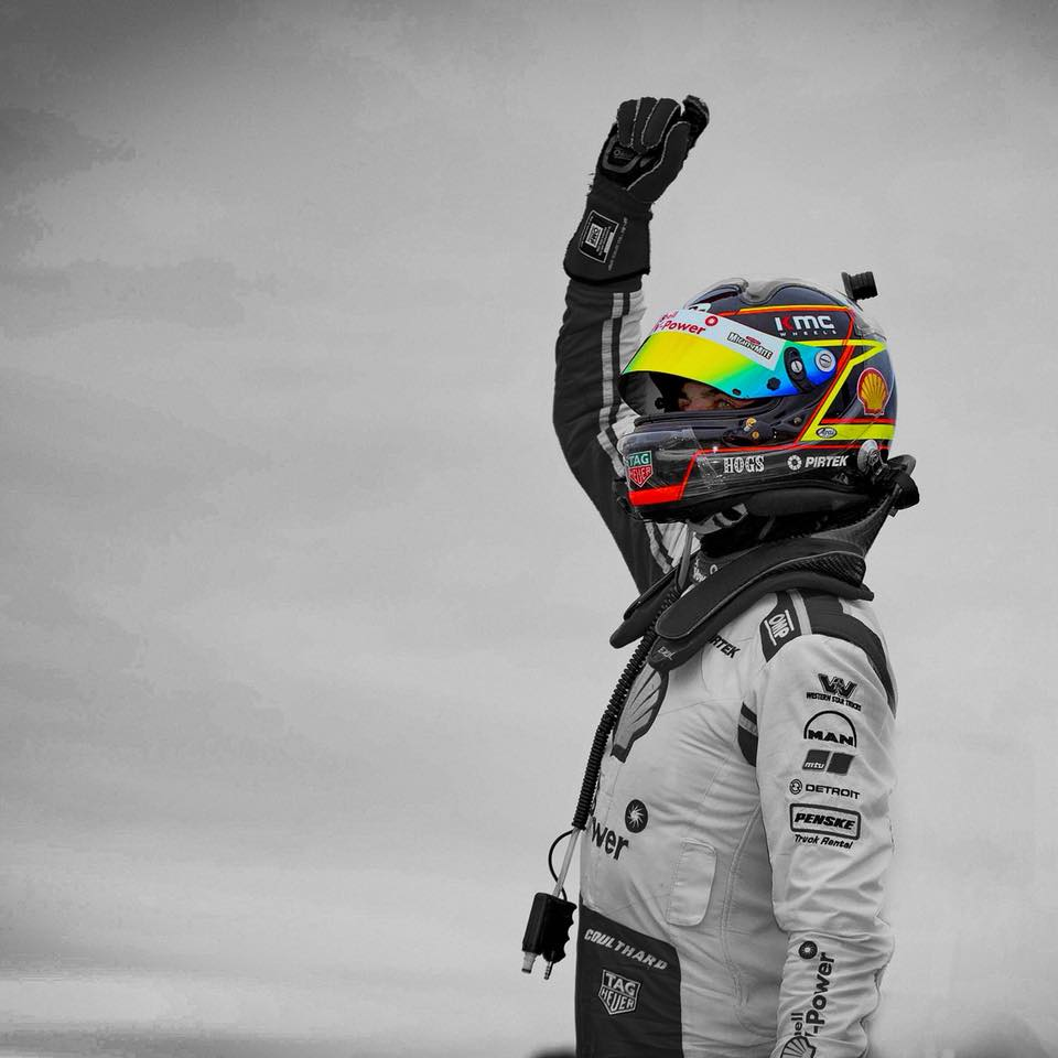 KMC Athlete: Fabian Coulthard