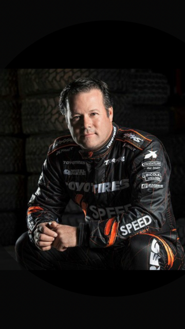 KMC Athlete: Robby Gordon