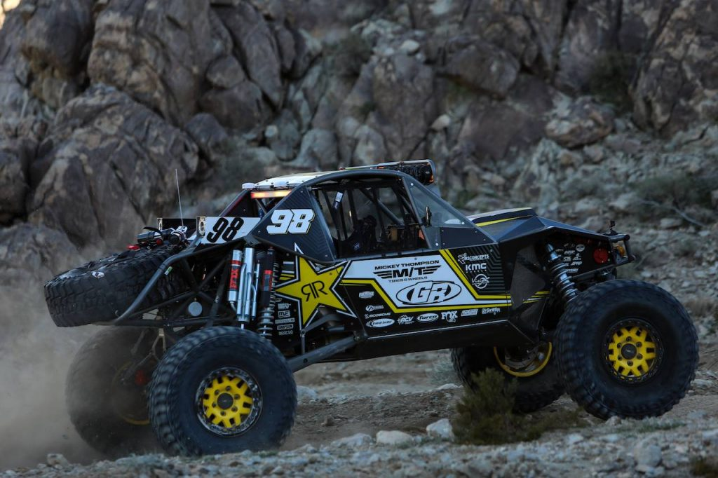 2019 King Of The Hammers Kmc Wheels